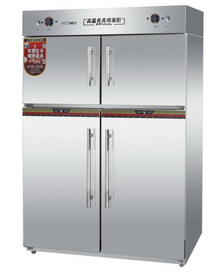 RTP-910A4全钢门高温食具消毒柜