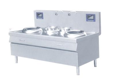 TH-H22双炒双温电磁炉