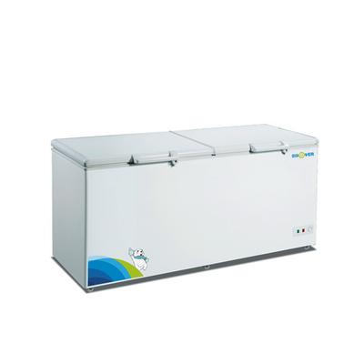 BC/BD520卧式密封门冷柜展示柜